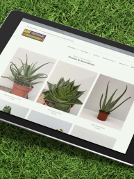 The Boma Garden Centre eCommerce