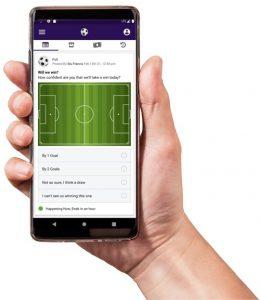 FUSE sports retail app